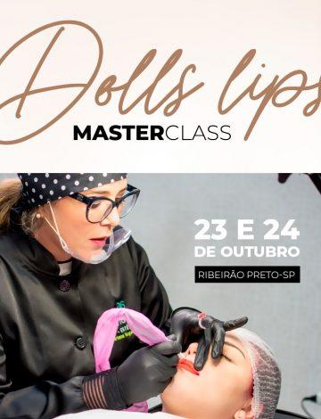 Master Class Doll´s Lips-23/10 e 24/10/2019