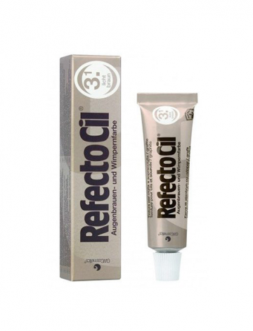 REFECTOCIL TINTURA CASTANHO CLARO 3.1 15ML