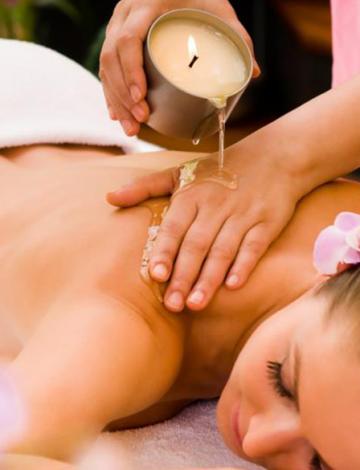 Curso de Candle Massage / Massagem com Velas Aromáticas – 04/10/2019