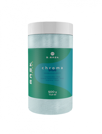 CHROMA BLUE MÁSCARA 500G