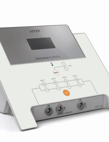 HTM NOVO STIMULUS ESTHETIC PLATAFORMA COMPACTA DE ELETROESTIMULAÇÃO