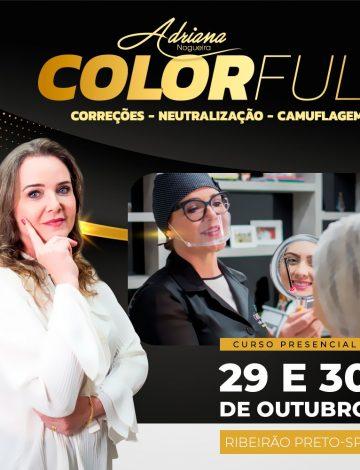 Colorful Correções: Neutralização e Camuflagem  – 29/10 e 30/10/2019
