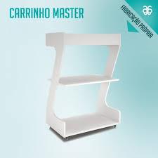MOVEIS CARRINHO MASTER EM Z S/GAVETA