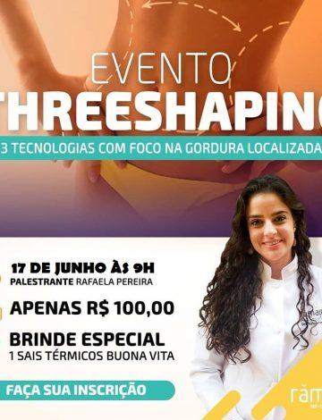 ThreeShaping: Três Tecnologias com foco na Gordura Localizada – 17/06/2019