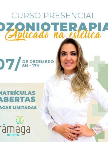 Curso Ozonioterapia – 07/12/2019 – Turma ao Sábado
