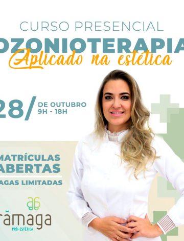 Curso Ozonioterapia – 28/10/2019