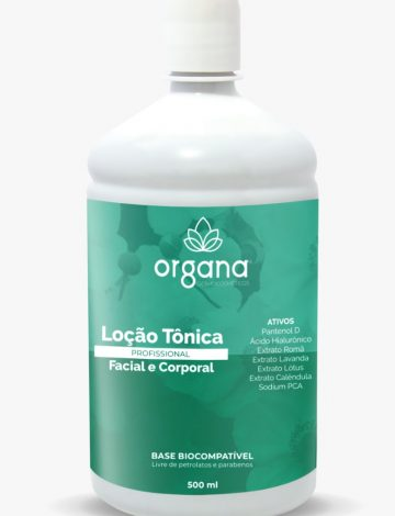 LOÇÃO TÔNICA PROFISSIONAL 500G