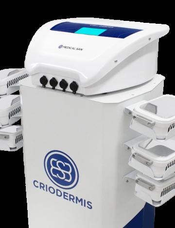 Criodermis Crioplace Medical San – Aparelho De Criolipólise de Placas