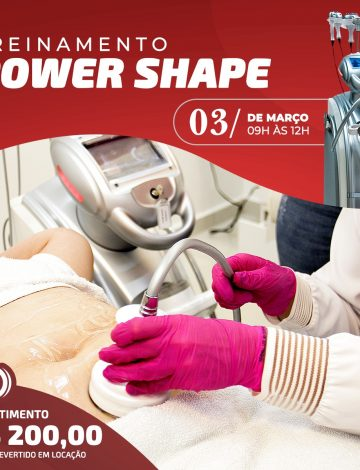 Treinamento Intensivo Power Shape – 03/03/2020