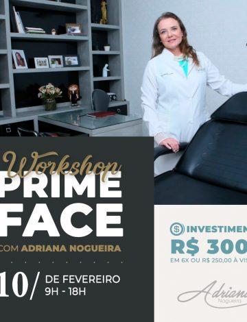 Workshop: Prime Face – 10/02/2020