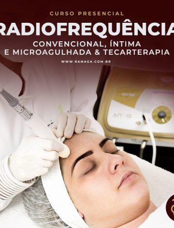 Radiofrequência Avançada e Tecarterapia- 22/10/2021