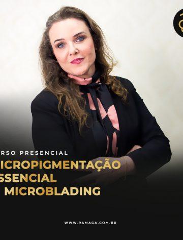 Micropigmentação Essencial  & Microblading 08/11 a 12/11/2021