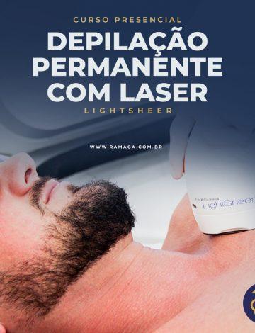 Treinamento Depilação Permanente Laser: LightSheer Desire – 03/11/2021
