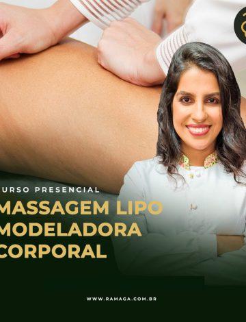Curso de Massagem Lipo Modeladora – 18/11/2021