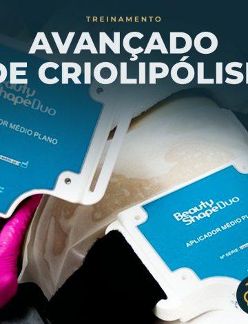 Treinamento  Avançado de Criolipólise – 04/11/2021