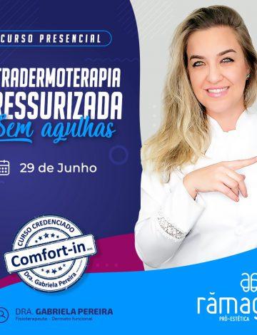 Intradermoterapia Pressurizadas Facial e Corporal- 29/06/2020