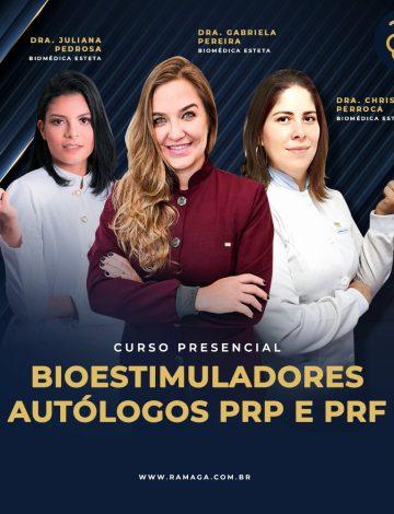 Curso Bioestimuladores Autólogo PRP e PRF – 26/11/2021