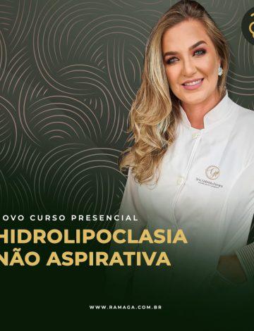 Curso Hidrolipoclasia Não Aspirativa – 15/12/2021