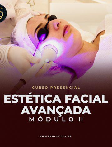 Estética Facial Avançada – Módulo II – 21/10 e 22/10/2021