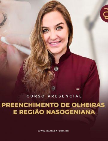 Curso de Preenchimento de Olheiras e Sulco Nasogeniano 18/11/2021