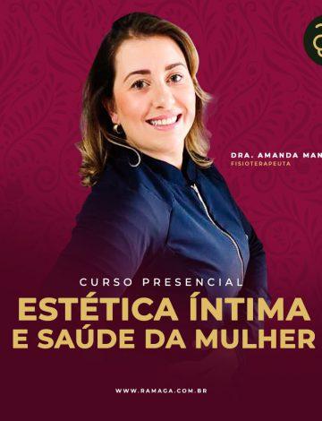 Curso de Estética Íntima e Saúde da Mulher – 20/10/2021