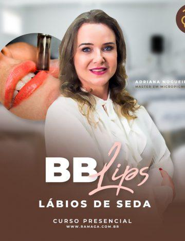 Curso BB Lips – Lábios de Seda – 20/10/2021