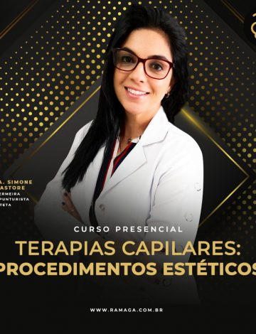 Curso Terapias Capilares: Procedimentos Estéticos – 08/11/2021