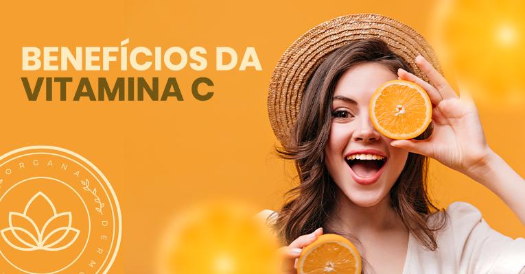 Vitamina C: Conheça todos os benefícios que pode trazer a sua pele