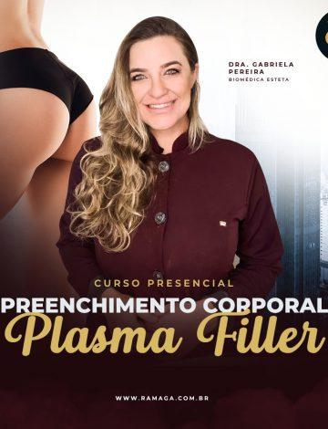 Curso Preenchimento Corporal Plasma Filler – 08/12 e 09/12/2021
