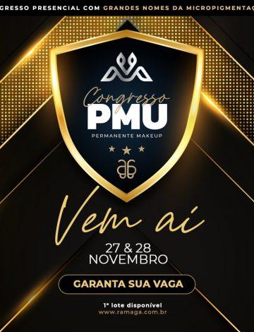 Congresso PMU Permanente Makeup – 27/11 e 28/11/2021